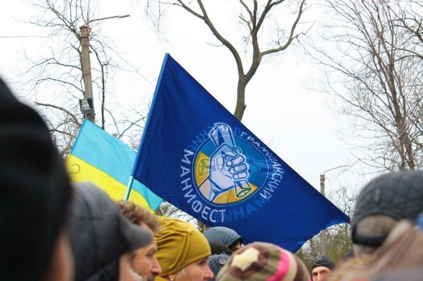 В Одессе борцы за Ланжерон в качестве протеста сожгли автомобиль. Пока картонный (ФОТО) (фото) - фото 5