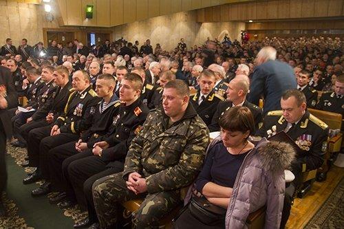 Погибший в АТО одессит получил орден Богдана Хмельницкого (фото, видео) (фото) - фото 1