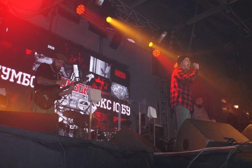 Группа Бумбокс отыграла драйвовый концерт в Днепропетровске (фото) - фото 2