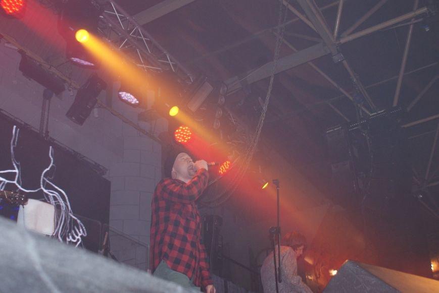 Группа Бумбокс отыграла драйвовый концерт в Днепропетровске (фото) - фото 1