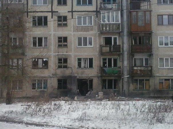 В Донецке в результате артобстрела погибли три мирных жителя (ФОТО) (фото) - фото 2