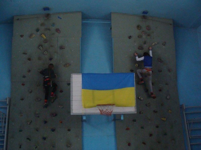 В день Вооруженных Сил Украины добропольские ребята покоряли вершины. (фото) - фото 1