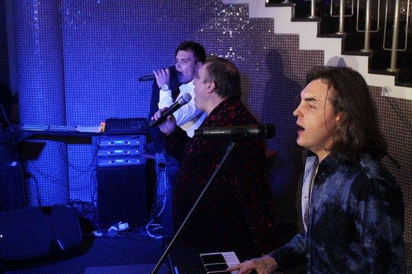 В гродненском ресторане «Галактика» на ретро-вечеринке выступил Александр Шаганов и группа «Ласковый май» (Фото), фото-2