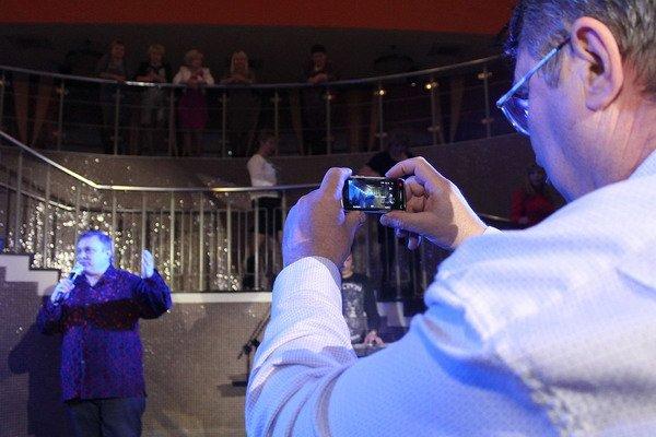 В гродненском ресторане «Галактика» на ретро-вечеринке выступил Александр Шаганов и группа «Ласковый май» (Фото), фото-4