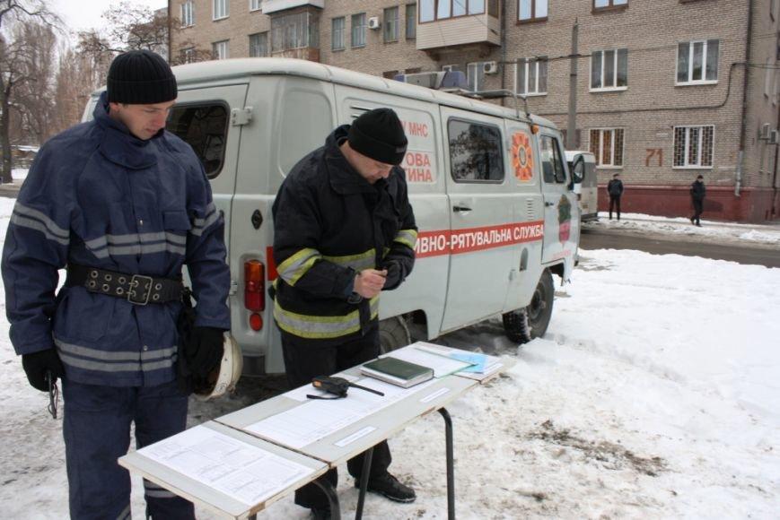 ФОТОРЕПОРТАЖ: В Запорожье состоялись пожарные учения в отеле «Шератон», фото-12
