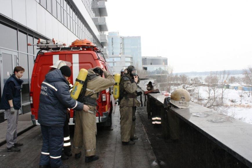 ФОТОРЕПОРТАЖ: В Запорожье состоялись пожарные учения в отеле «Шератон», фото-7