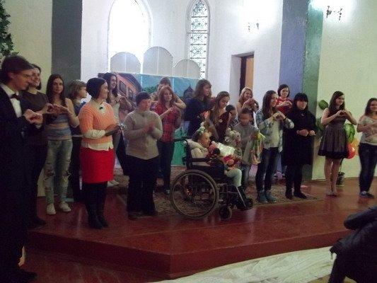 В Лютеранской кирхе прошел благотворительный мюзикл «Гадкий утёнок» (Фото), фото-5