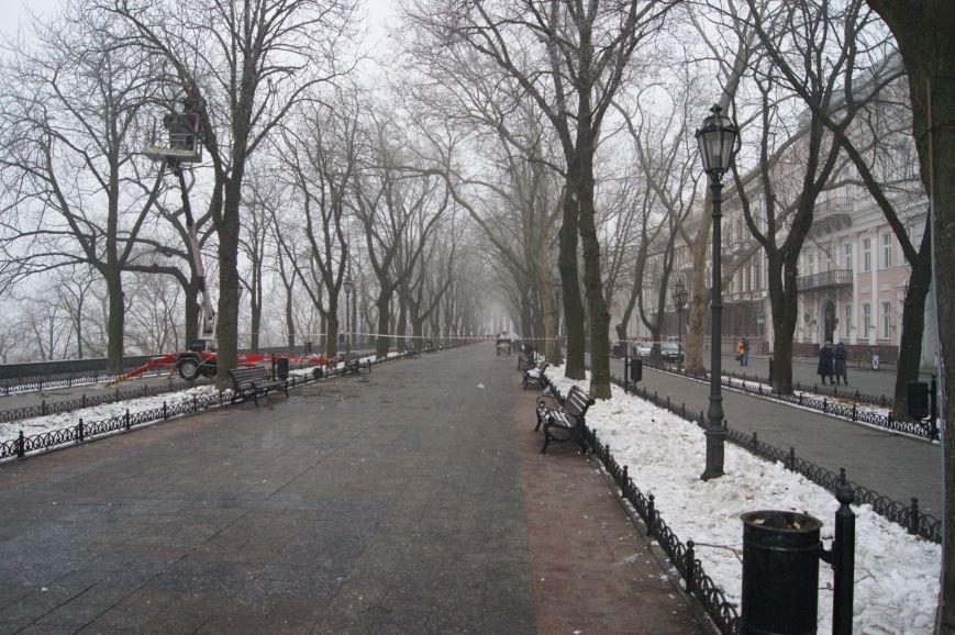 На Приморский бульвар Одессы вернут «фишку» Гурвица (ФОТО) (фото) - фото 1