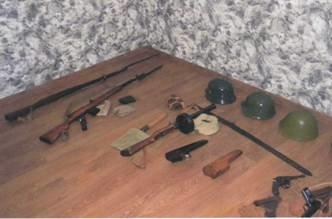 В Славянске Служба безопасности Украины изъяла большой арсенал (фото) - фото 5