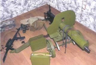 В Славянске Служба безопасности Украины изъяла большой арсенал (фото) - фото 4