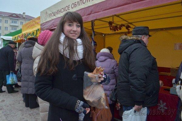 Мясная ярмарка в Гродно собрала большие очереди (Фото), фото-6