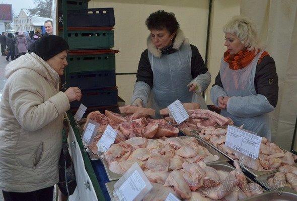 Мясная ярмарка в Гродно собрала большие очереди (Фото), фото-3