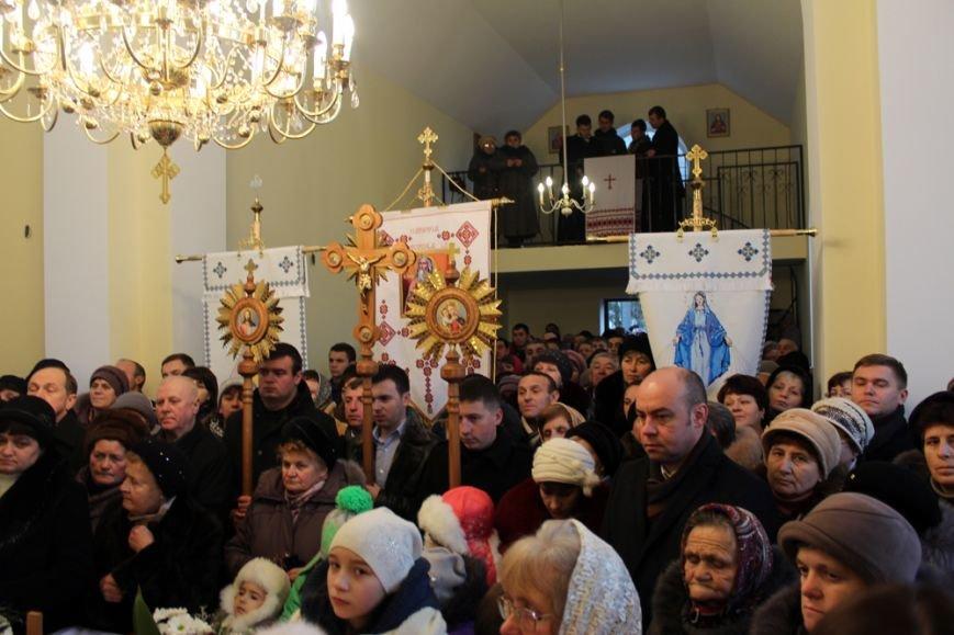 освячення церкви Бродівська3