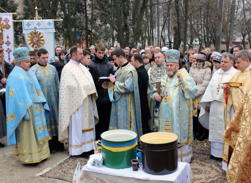 освячення церкви Бродівська4