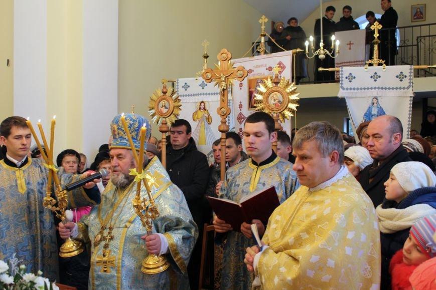 освячення церкви Бродівська2
