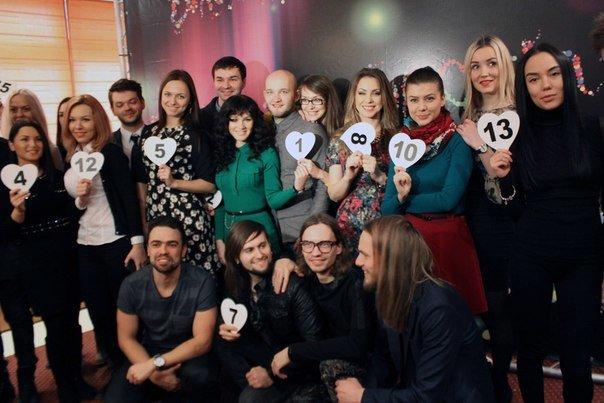 Гродненка Виктория Назарко вместе с группой Александра Рыбака попала в финал национального отбора «Евровидение 2015» (Фото) (фото) - фото 2