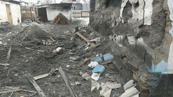 Под обстрелом город Юнокоммунаровск, фото-2
