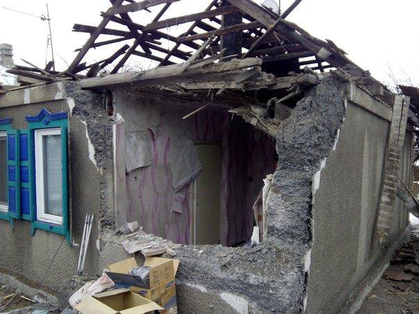 Под обстрелом город Юнокоммунаровск, фото-3