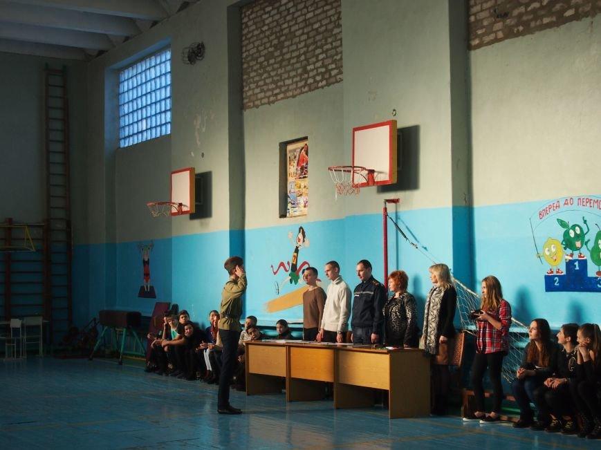 В Днепродзержинске о Дню Вооруженных сил Украины прошли военно-спортивные соревнования (фото) - фото 1