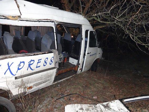 В одесской ГАИ рассказали подробности аварии с рейсовым автобусом (ДОБАВЛЕНЫ ФОТО) (фото) - фото 1