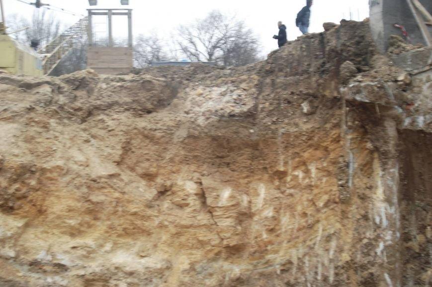 На одесском Ланжероне активизировались строители (ФОТО) (фото) - фото 1