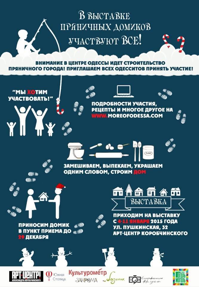 В центре Одессы построят пряничный город (ФОТО) (фото) - фото 1