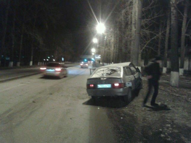 В Ульяновске «ВАЗ-2114» превратился в груду металла (фото) - фото 2