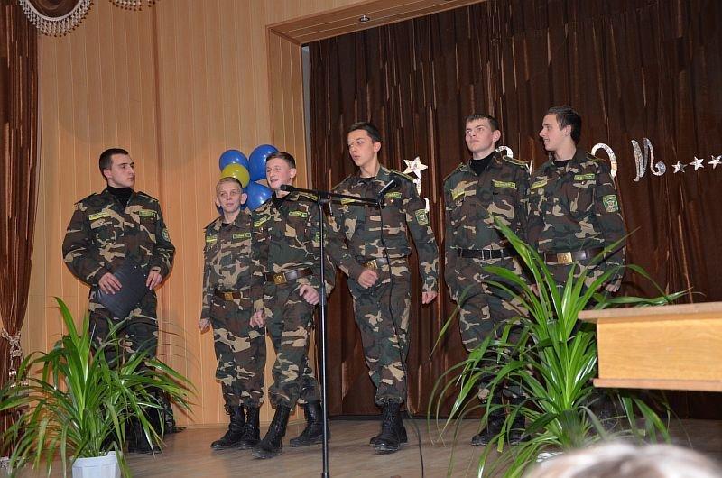 Для буковинських військових організували вітальний концерт (фото) - фото 1