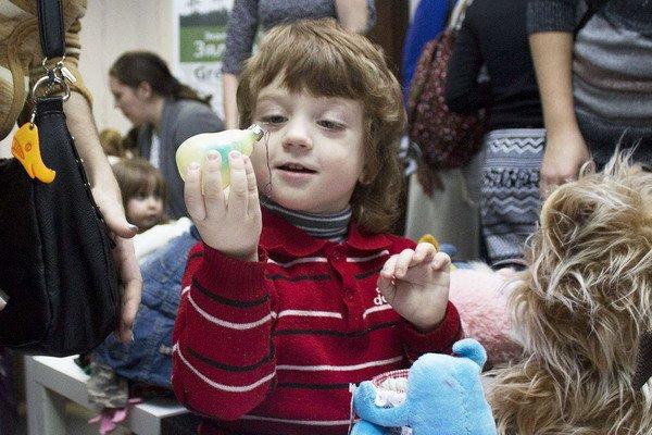 Фримаркет в Гродно: на бесплатную ярмарку пришли сотни гродненцев (Фото), фото-9