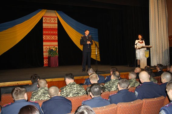 В Кременчуге «За верность народу Украины» были награждены военные, правоохранители и волонтёры (ФОТО) (фото) - фото 1