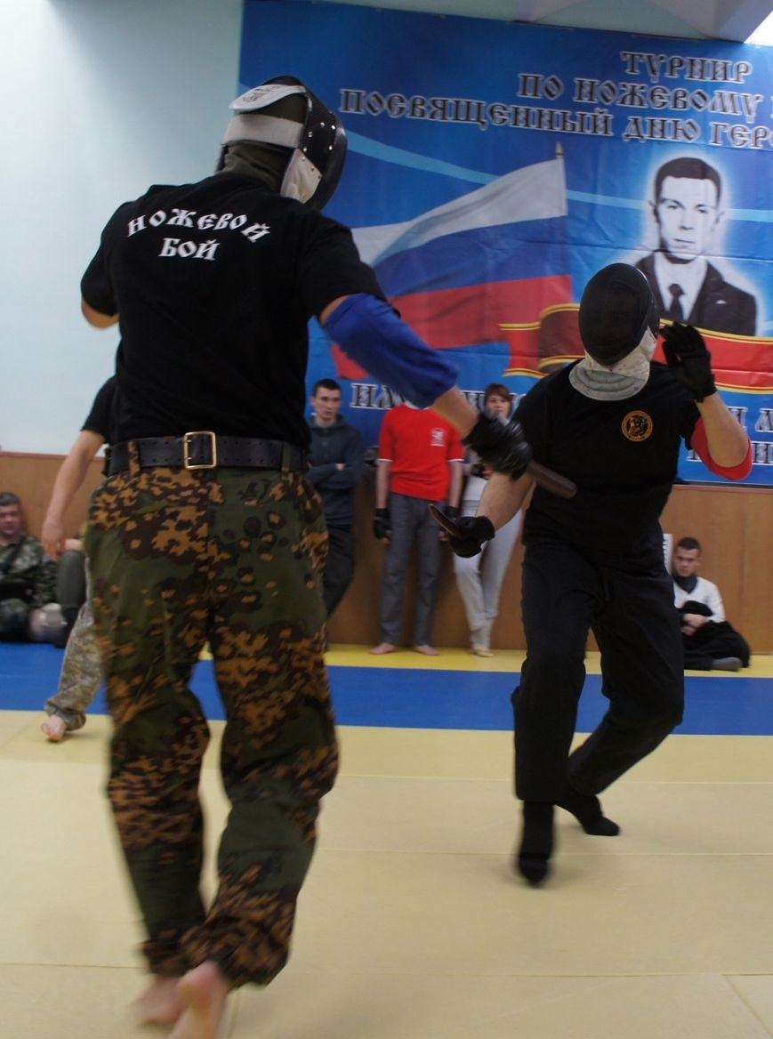 Ножи к бою! (фото) - фото 1