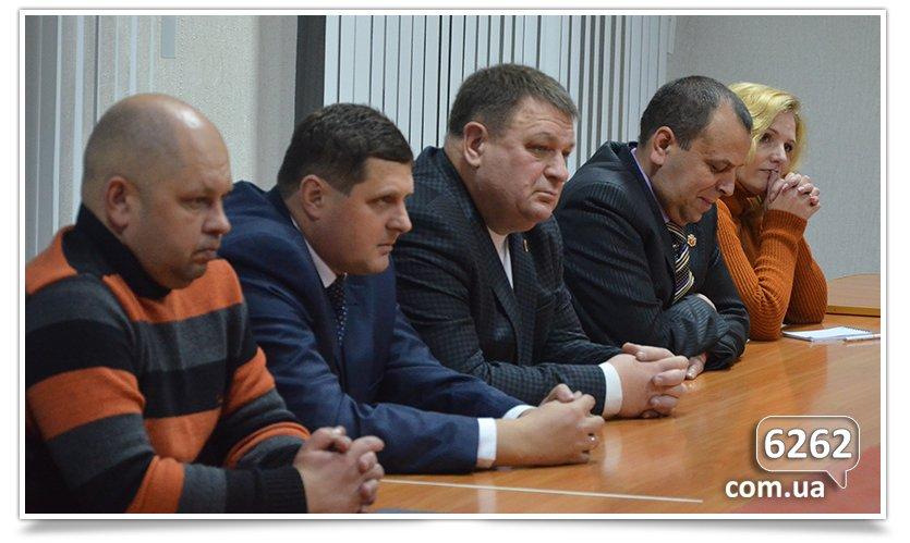 Делегация из Коростеня встретилась с предпринимателями Славянска. (фото) - фото 5