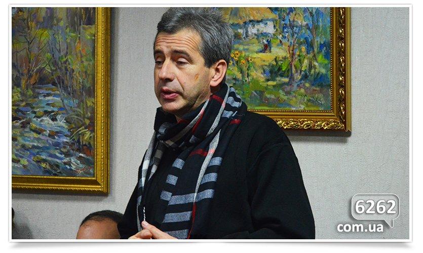 Делегация из Коростеня встретилась с предпринимателями Славянска. (фото) - фото 2