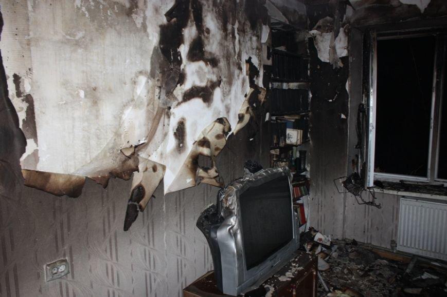 Вечером в Кировограде произошел пожар, погибла женщина, фото-1