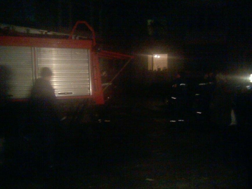 Вечером в Кировограде произошел пожар (фото) - фото 1