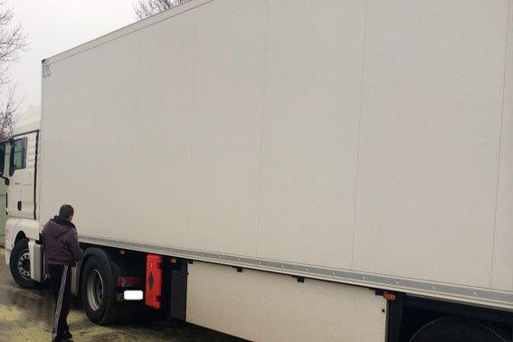 До Львова «їхало» 20 тон підозрілого сиру (ФОТО) (фото) - фото 2