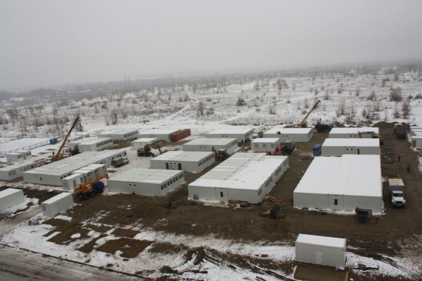 В Запорожском городке для беженцев обустроят 2 детские площадки (фото) - фото 1