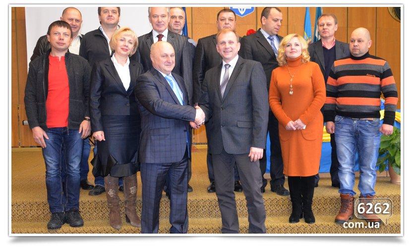 Славянск и Коростень сегодня стали побратимами. (фото) - фото 3