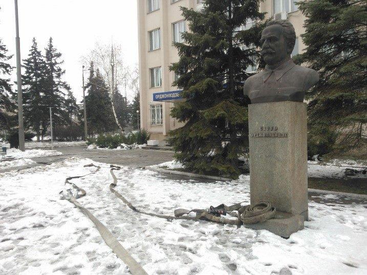 В Запорожье «заминировали» Орджоникидзевскую райадминистрацию (ФОТО) (фото) - фото 3