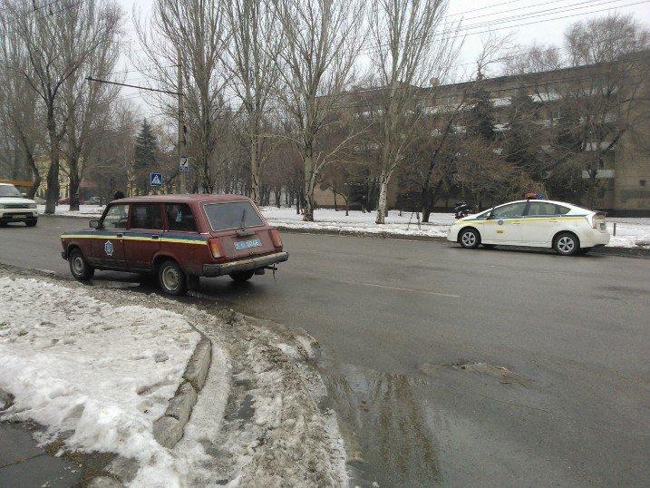 В Запорожье «заминировали» Орджоникидзевскую райадминистрацию (ФОТО) (фото) - фото 2