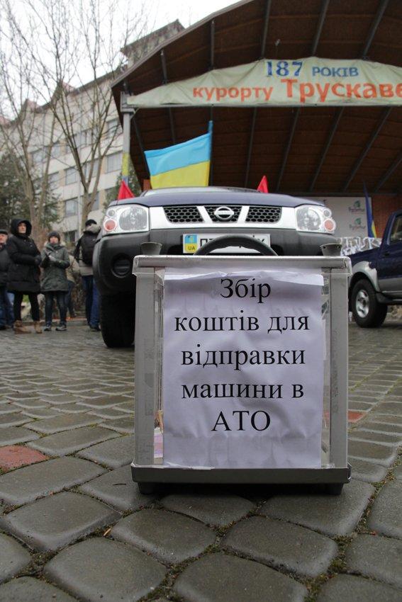 Львів'яни разом із росіянами зібрали гроші на всюдиходи до АТО (ФОТОРЕПОРТАЖ) (фото) - фото 14