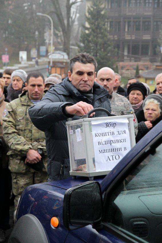 Львів'яни разом із росіянами зібрали гроші на всюдиходи до АТО (ФОТОРЕПОРТАЖ) (фото) - фото 12