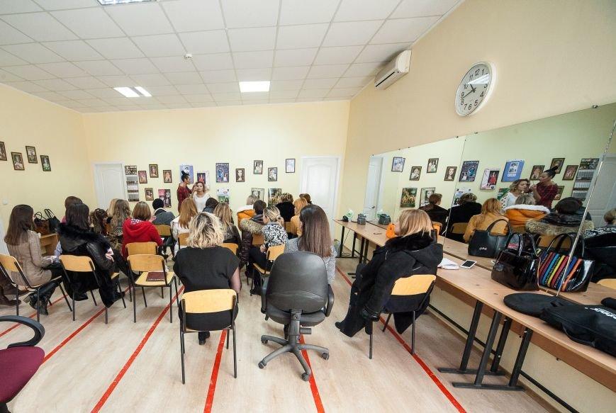 """Совсем недавно в Мариуполе прошел мастер-класс по визажу и стилю """"Сам себе визажист"""", фото-9"""
