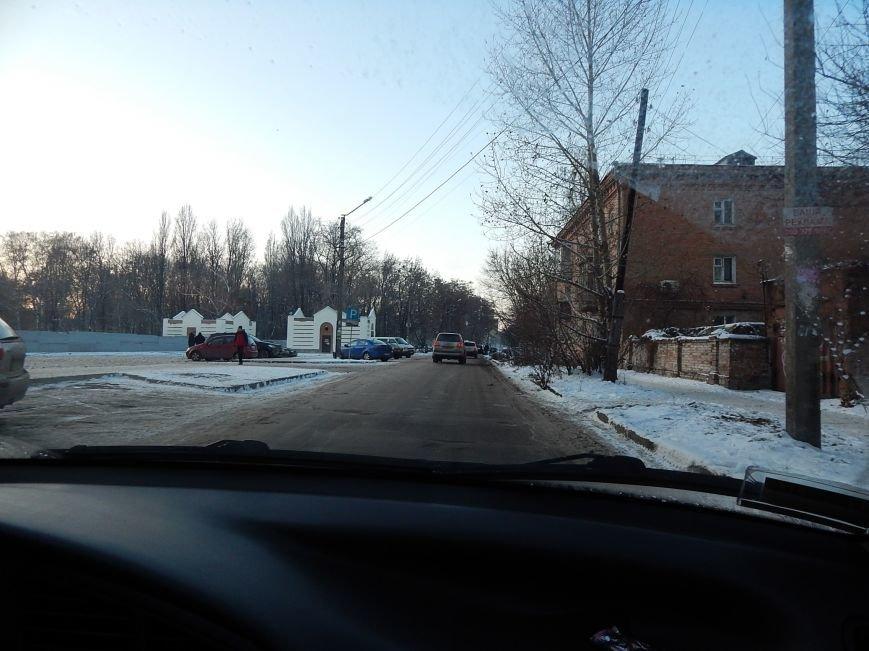Как я ходила в автошколу. Зимнее вождение, страхи и советы (фото) - фото 3
