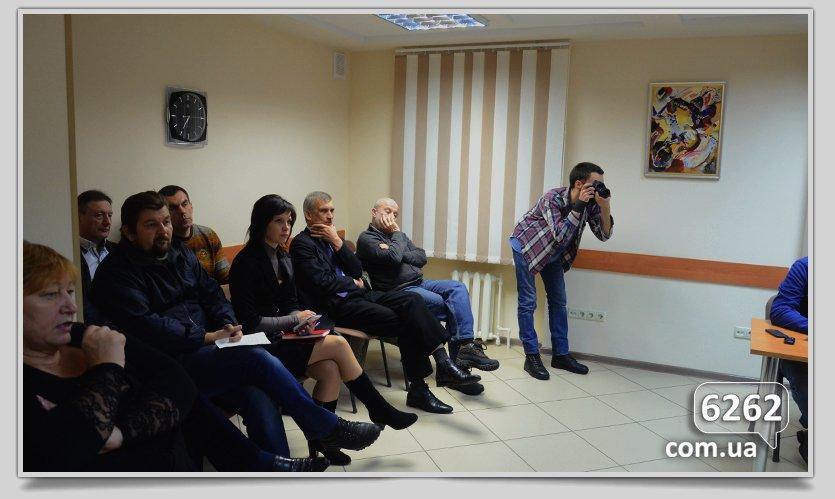 Художники  и архитекторы встретились с предпринимателями Славянска. (фото) - фото 3