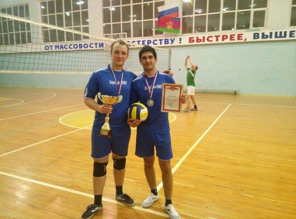 Состоялись соревнования по волейболу среди трудящихся (фото) - фото 1