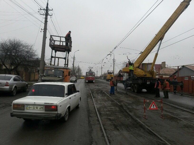 В Мариуполе ильичевский автобус врезался в забор (ФОТО+ДОПОЛНЕНО), фото-9