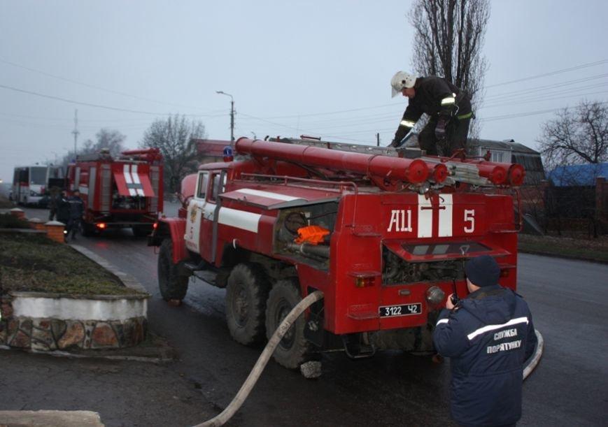 В Кировограде в частном доме произошел пожар, фото-1