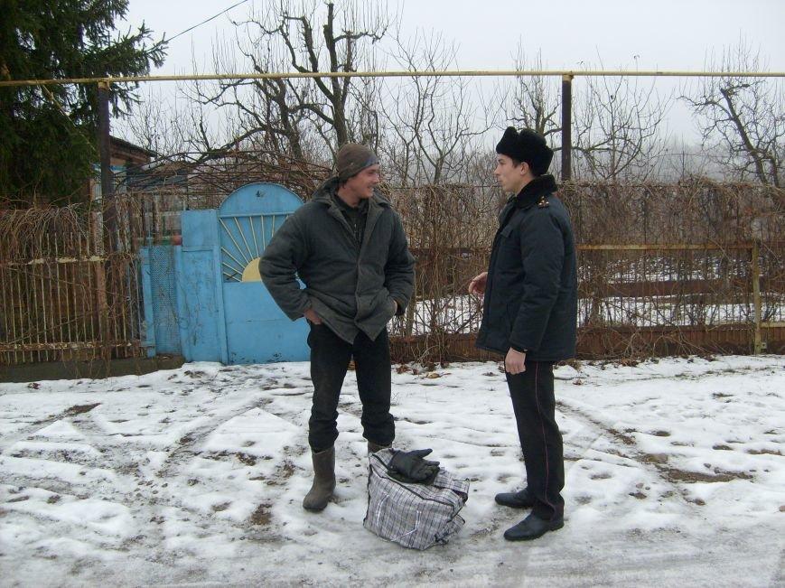 В Криворожском районе спасатели напомнили пенсионерам о безопасном использовании обогревателей (фото) - фото 1