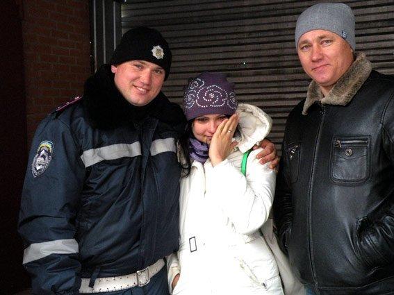 Николаевские ГАИшники вернулись из зону АТО с другом, которому спасли жизнь (ФОТО) (фото) - фото 2